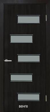 Двери межкомнатные МДФ Этюд пленка экошпон