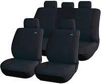 Чехлы сидения Hadar Rosen Phantom черный 10354 (ткань Пайнепл Лайт)