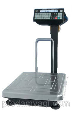 Товарные весы с печатью этикеток ТВ – S Р3