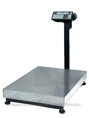 Товарные весы с печатью этикеток ТВ – М Р3