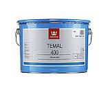 Термостойкая краска Тиккурила Темал 400 (TEMAL 400 BLACK), 10л
