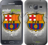 "Чехол на Samsung Galaxy J2 J200H Барселона 2 ""328c-190"""