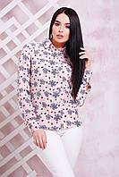 Блуза Амелия розовый