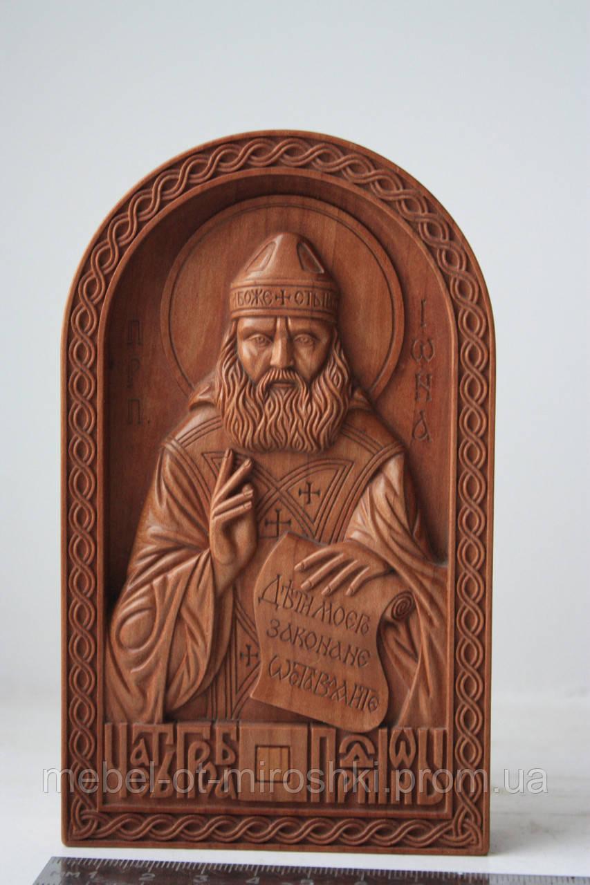 Иконка преподобного Ионы Киевского - «Мебель от Мирошки» в Киеве