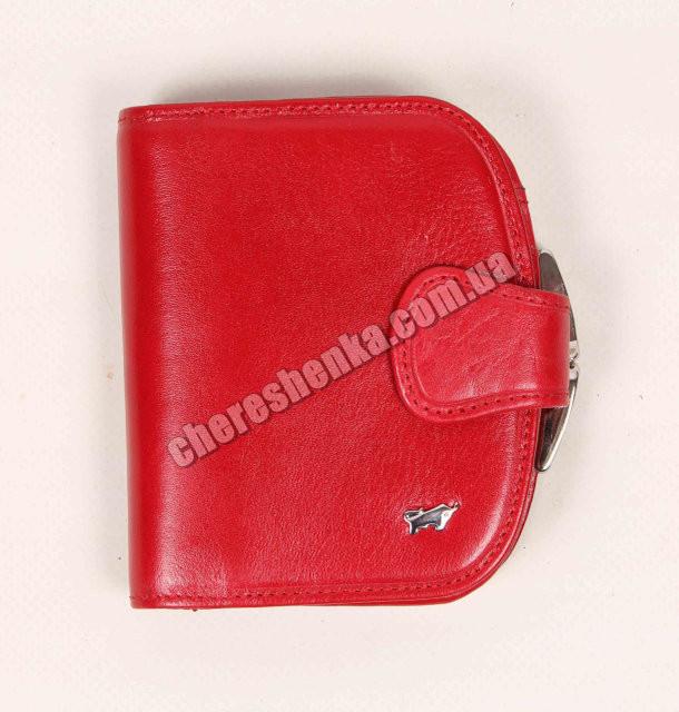 802fb88ff90f Женский кожаный кошелек Braun Buffel BR-634 Красный -