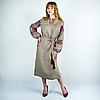 Платье вышиванка - Барвинок , фото 3