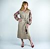 Платье вышиванка - Барвинок , фото 4