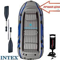 Надувная лодка Excursion 5 Set Intex 68325