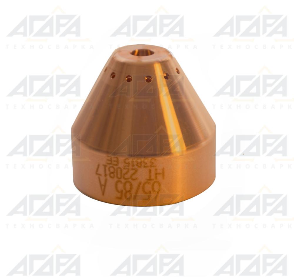 Колпак/Shield 220817, мех. для Hypertherm Powermax 65 Hypertherm Powermax 85 оригинал (OEM)