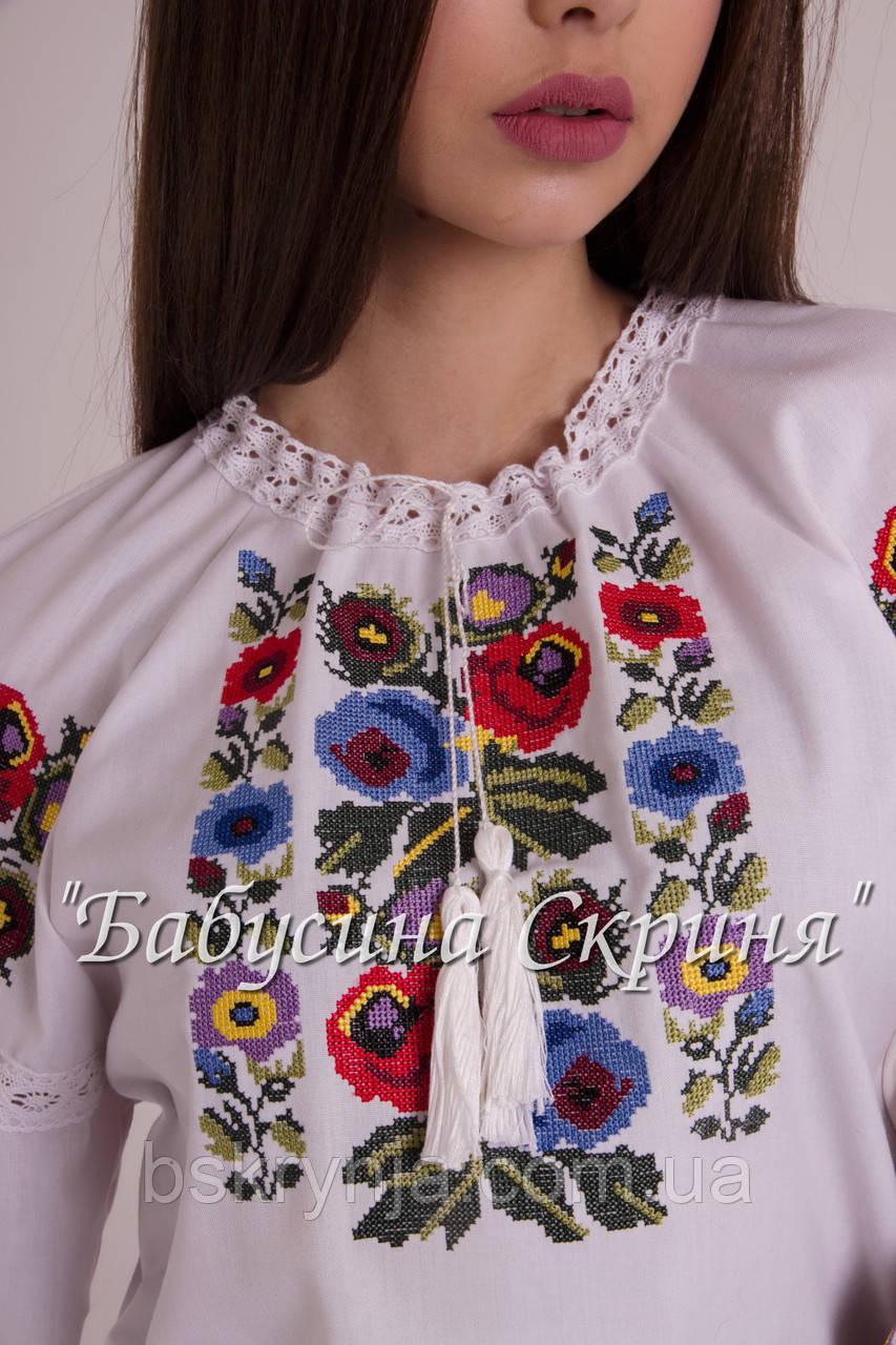 Жіноча вишита сорочка.Вишиванка жіноча МВ-119  продажа 494da4b8f5228