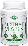 Альгинатная маска с мятой
