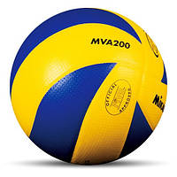 Мяч волейбольный Mikasa MVA 200 Модель 2017