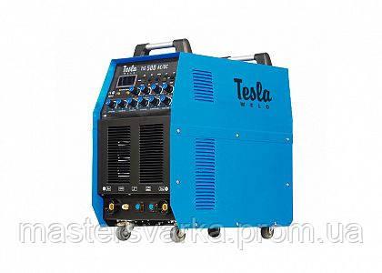 Аргонно-дуговой сварочный аппарат Tesla TIG 500H ACDC