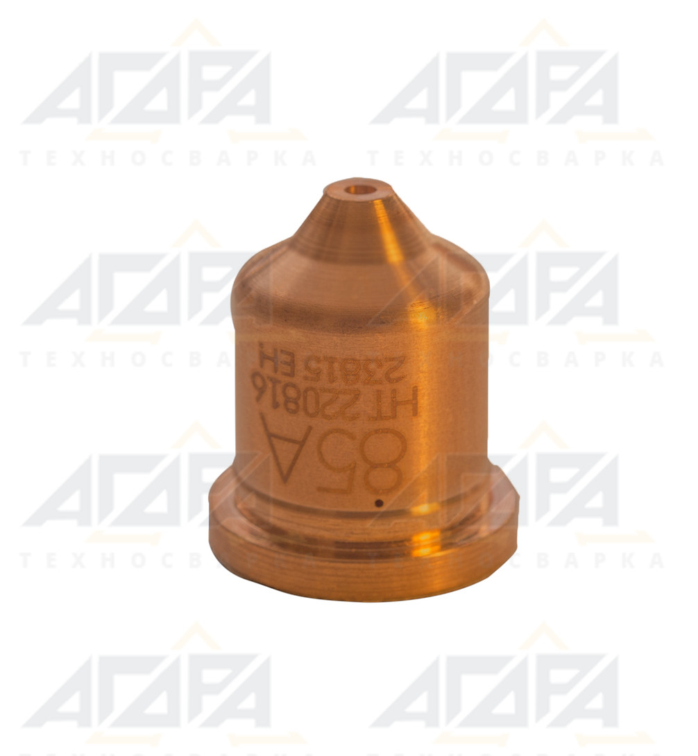 Сопло/Nozzle 220816 85 А для Hypertherm Powermax 65 Hypertherm Powermax 85 оригинал (OEM)