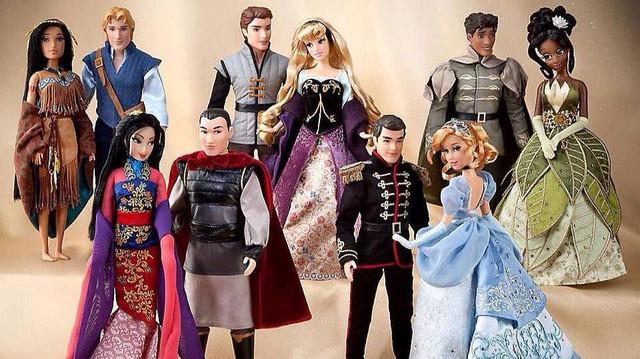 Коллекционные куклы Дисней / Collector Disney Dolls