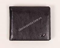 Мужской кожаный кошелек Braun Buffel BR-632 Черный