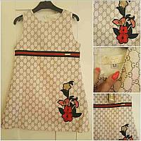Платья детские бренд