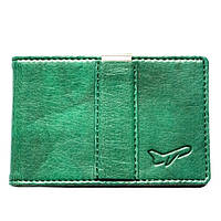 Зажим для денег с отделением для карточек Air (зеленый)
