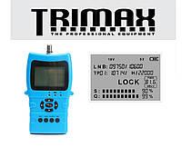 Прибор для настройки спутниковой антенны TRIMAX TM-8500  DVB-S / S2 HD