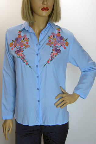 Жіноча сорочка з вишивкою  Swanky, фото 2