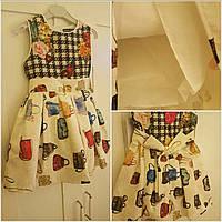 Платья красивые детские, фото 1