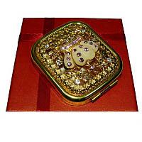 Косметическое Зеркальце в подарочной упаковке №6960-21-10