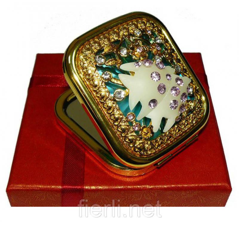 Косметическое Зеркальце в подарочной упаковке №6960-21-11