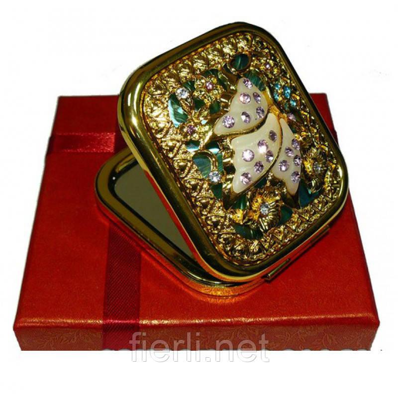 Косметическое Зеркальце в подарочной упаковке №6960-21-14