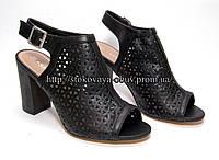 Босоножки женские на каблуке Spox, 39, 40 размер