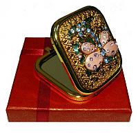Косметическое Зеркальце в подарочной упаковке №6960-21-15