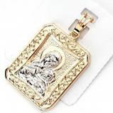 Очень красивый кулон мед золото 145 гр, фото 2