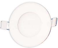 Светодиодный светильник Biom 3W 3000К круглый белый