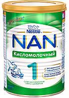 Nestle Молочная смесь Кисломолочный 1, 400г
