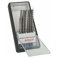 Набор пильных полотен по дереву Bosch ROBUST LINE