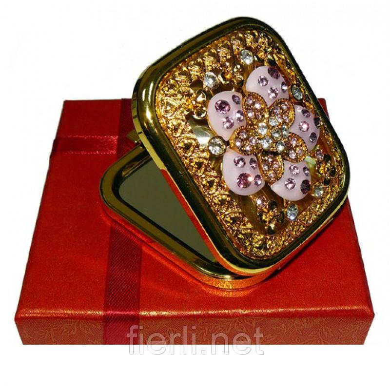 Косметическое Зеркальце в подарочной упаковке №6960-21-7