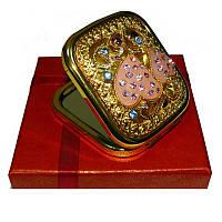 Косметическое Зеркальце в подарочной упаковке №6960-21-8