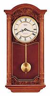 Часы настенные с маятником BULOVA C4431 (585 x 311 x 120 мм) [Дерево]