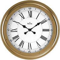 Часы настенные BULOVA C4193 (635 х 635 х 57 мм) [Металл]