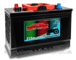 Аккумулятор Sznajder 6V 215A 1150А