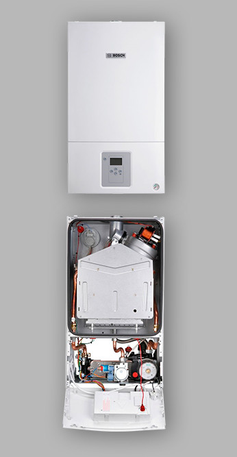 Газовий котел Bosch Gaz WBN 6000-18C RN.