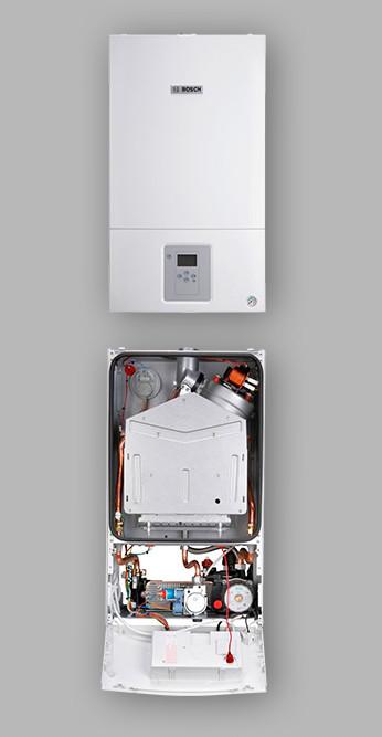 Газовый котел Bosh Gaz WBN6000 -35H RN.