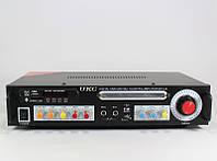 Усилитель мощности звука AMP 123+BT, усилители низкой частоты
