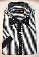 Рубашка мужская Giovanni Fratelli короткий рукав