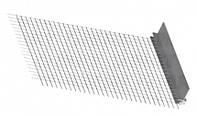 Профиль примыкающий со стеклосеткой для оконных и дверных блоков CT 340 A/03