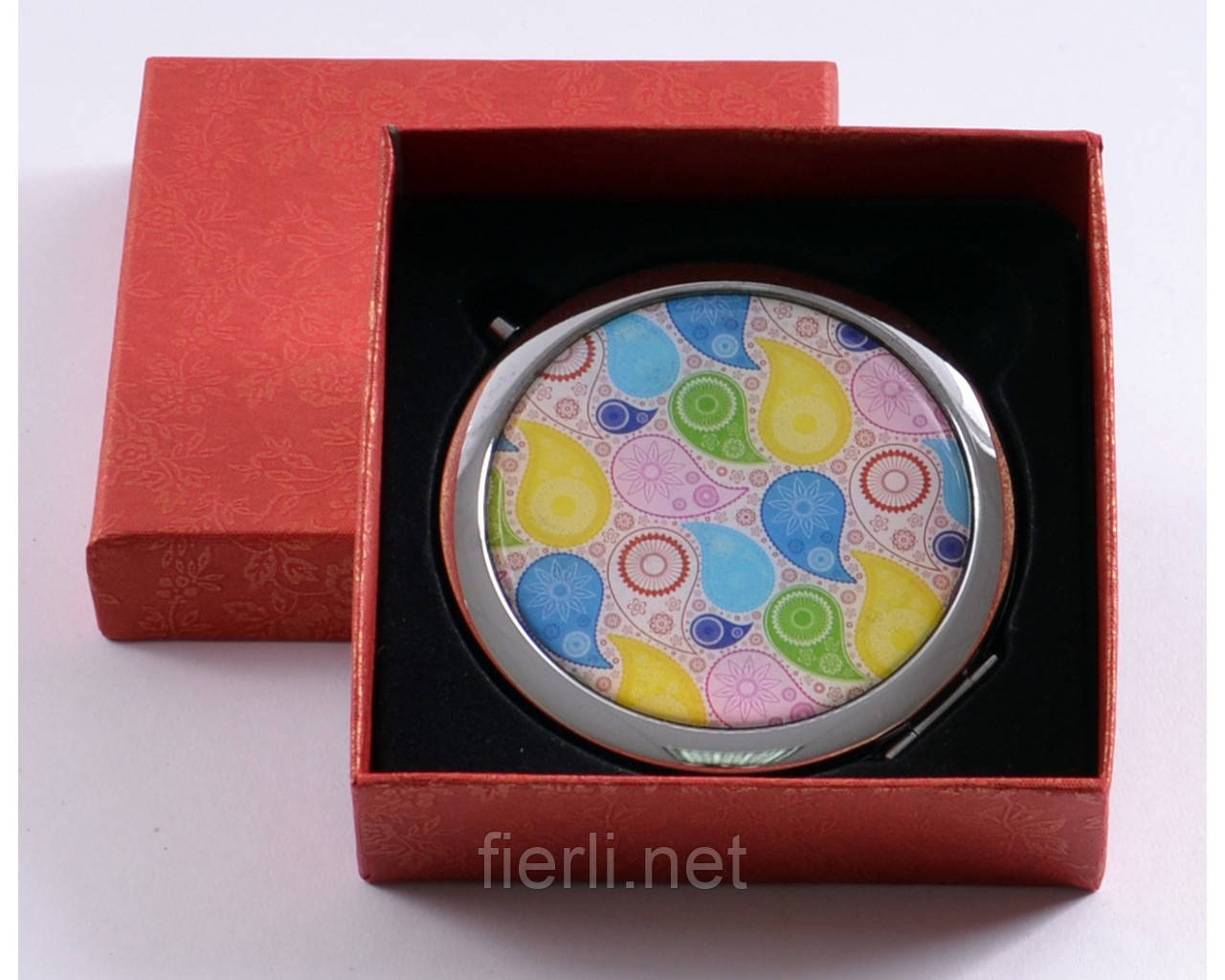 Дзеркало в подарунковій упаковці, двостороннє №538-1-1