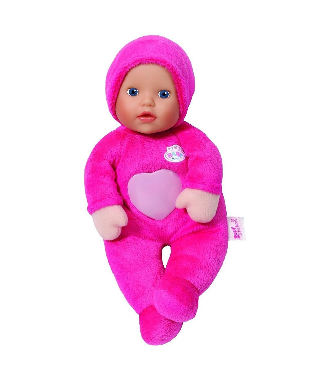 Кукла Беби Борн ночник Ночной друг интерактивная оригинал My Little Baby Born Zapf Creation 820858