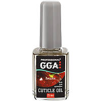 Масло для кутикулы GGA Professional Вишня 15мл