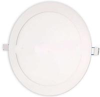 Светодиодный светильник Biom 18W 3000К круглый белый