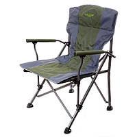 Крісло риболовне з твердими підлокітниками Carp Pro