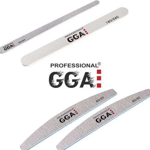 Пилки,бафы и полировщики для ногтей GGA Professional